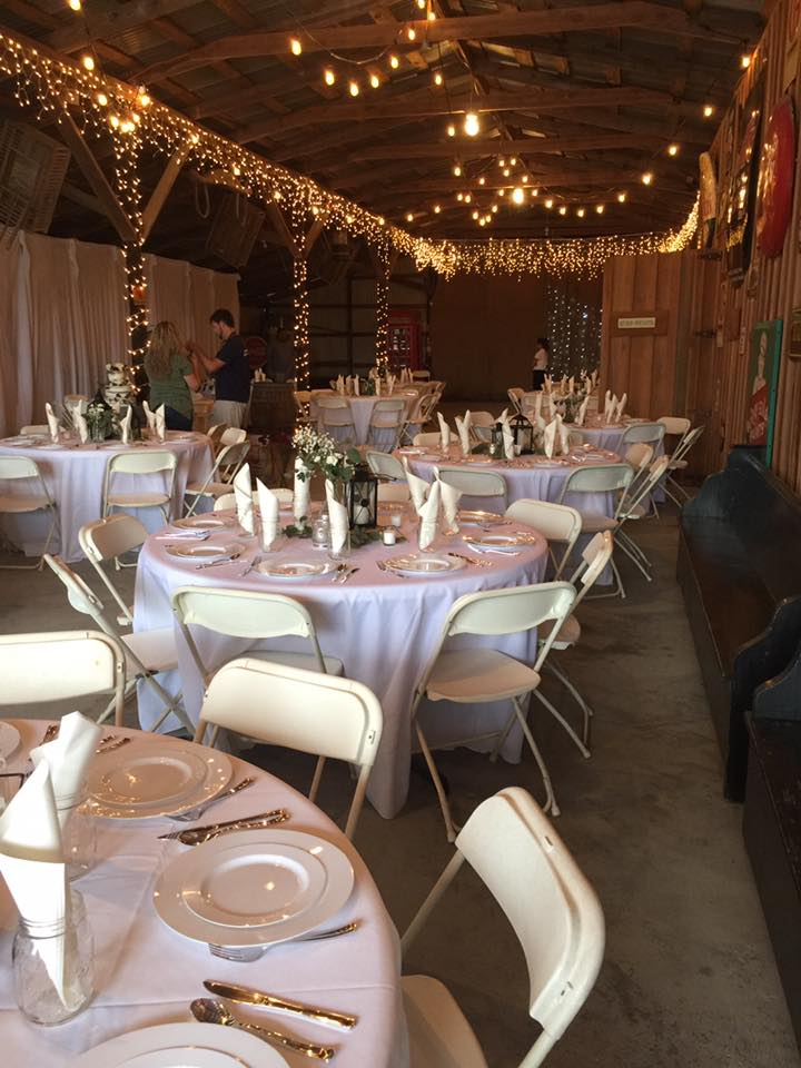 Weddings Lu Mil Vineyard